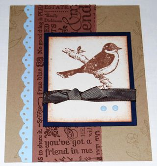 Stampin up Project pics 565