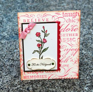 Stampin up Project pics 597