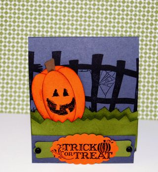 Trick orTreat holder
