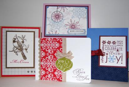 Stampin up Project pics 785