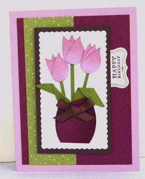 Punch Tulips