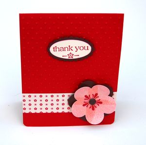 Stampin up Project pics 1006