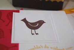 Stampin up Project pics 1115