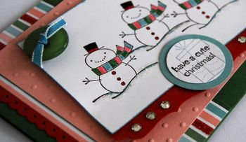 Cute Christmas up close
