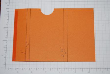 Gum holder dimensions