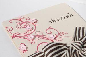 Cherish upclose