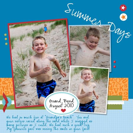Summer Days page 2