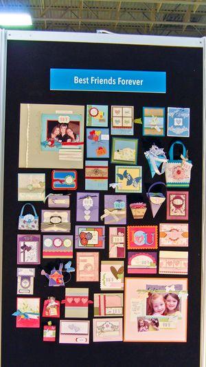 Best Friends Forever Board