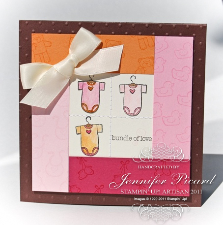 Artisan Baby card Watermarked