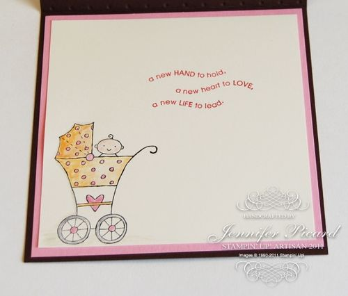 Artisan baby card inside watermarked