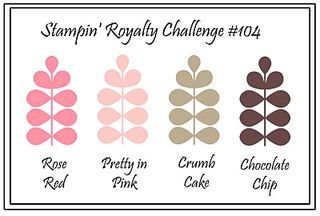 Stampin royalty 103