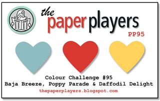 PPC#95 Colour challenge