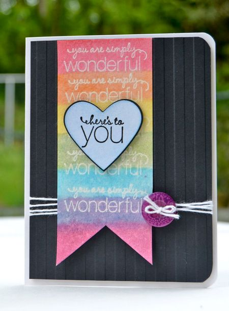 Wonderful You Card