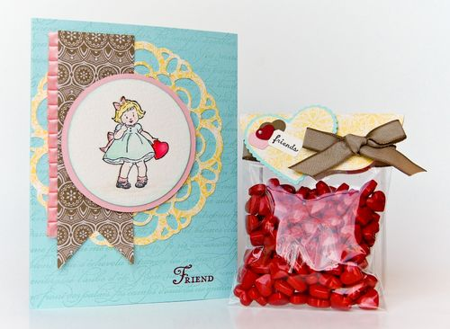 Jennifer Picard's SU! Valentines Day Facebook Project