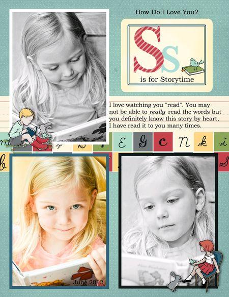 Storybook Suite MDS Page Jennifer Picard