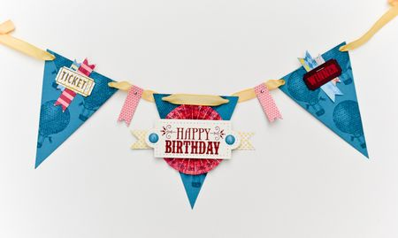 You're Amazing Bithday Banner