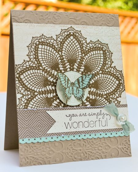 Jenn's Stampin' Royalty#140