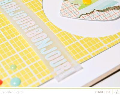 Feb. Card Kit Sneak