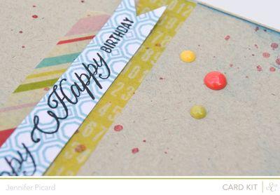 March Card Kit Sneak 3