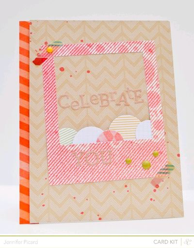 March Card Kit 2