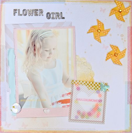 Flower Girl Marks and Co.
