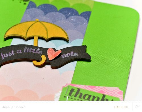 Umbrella Note upclose