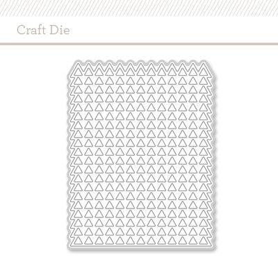 Craft_die_triangle_background
