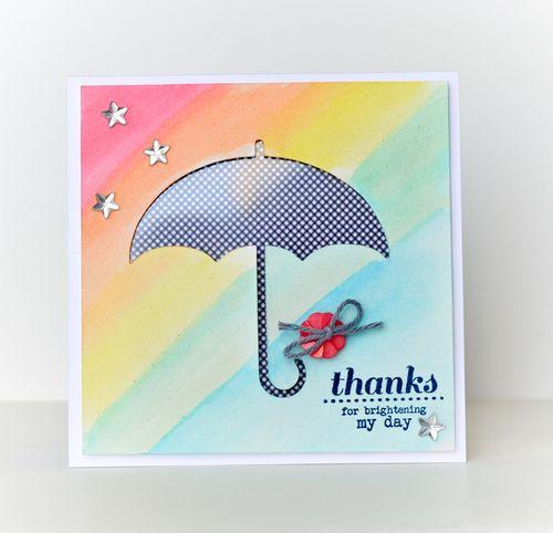 Umbrella Thanks