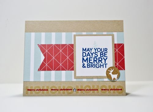 Merry and Bright Card 3