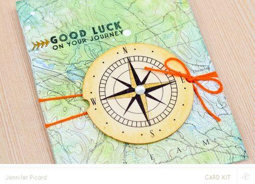Good Luck Dreams close up