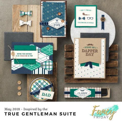 Fancy Friday True Gentleman suite