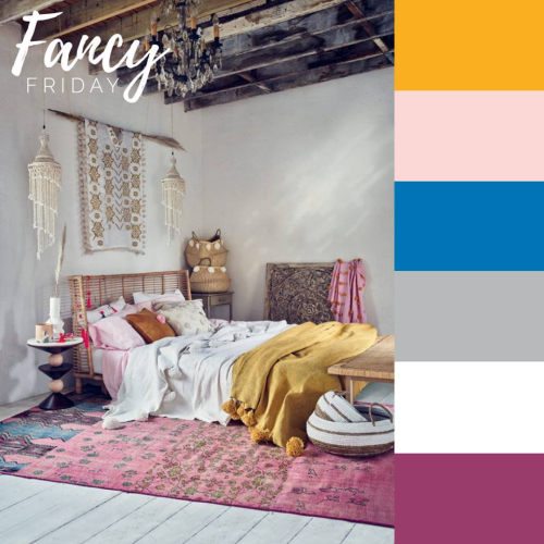 Fancy Friday sept colour challenge