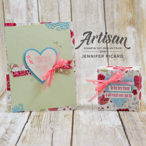 Artisan Blog Hop January