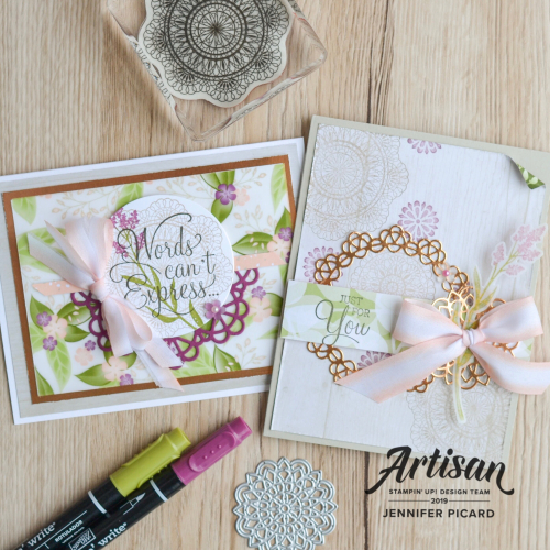 Dear Doily Bundle Artisan March Blog Hop
