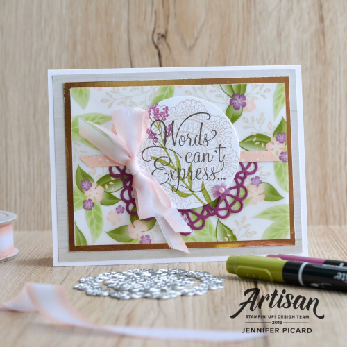 Dear Doily Bundle Artisan March Blog Hop full card