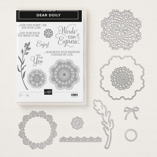 Doily Cling Bundle