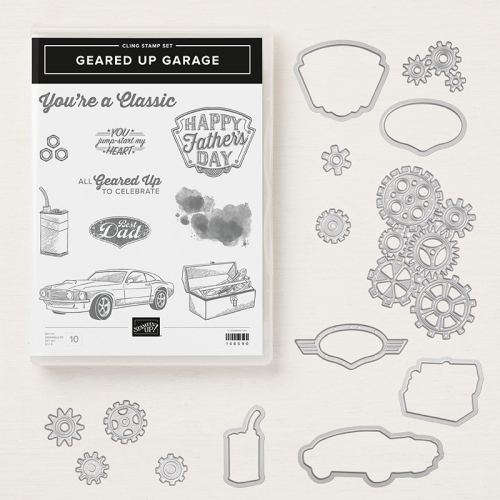 Geared Up Garage Bundle