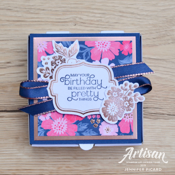 Everything is Rosy Artisan Blog Hop Box
