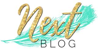 Fancy friday next blog button