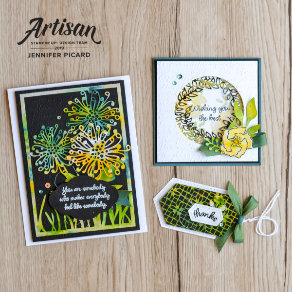 Shimmer Detailed Laser cut Paper Artisan Blog Hop August
