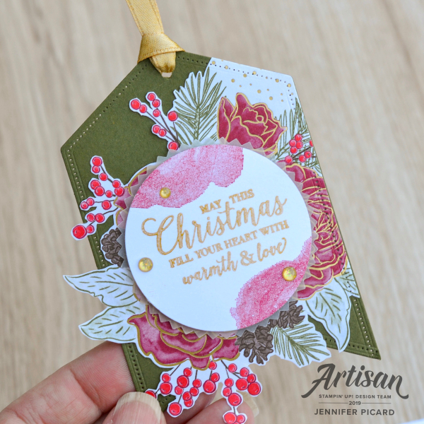 Artisan Design Team Blog Hop Christmastime is Here Suite (2)