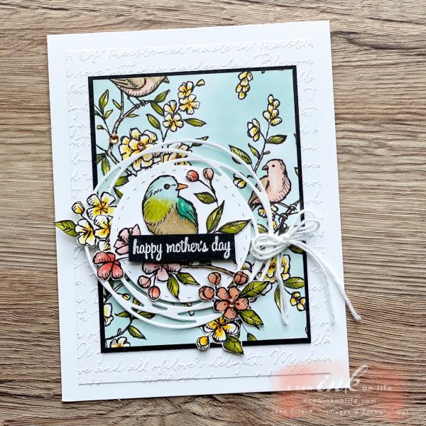 The Spot #108 Mother's Day Challenge Bird Ballad (1)
