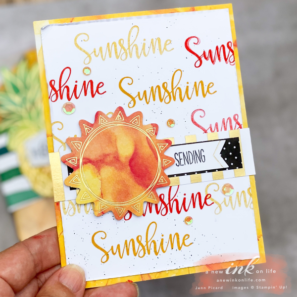 Sending Sunshine Paper Pumpkin alternatives (2)