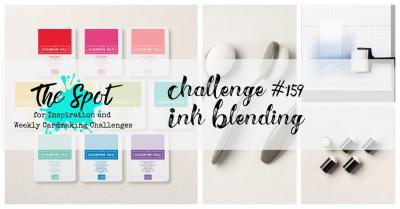 Ink blending Challenge #159