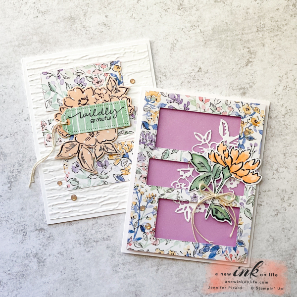 Be Inspired Blog Hop Hand-Penned DSP