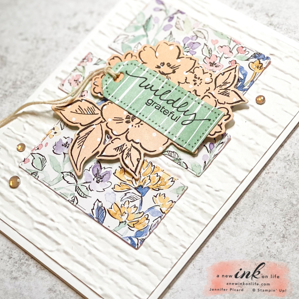 Be Inspired Blog Hop Hand-Penned DSP close up 2