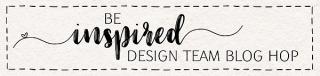 Be Inspired Blog Hop header