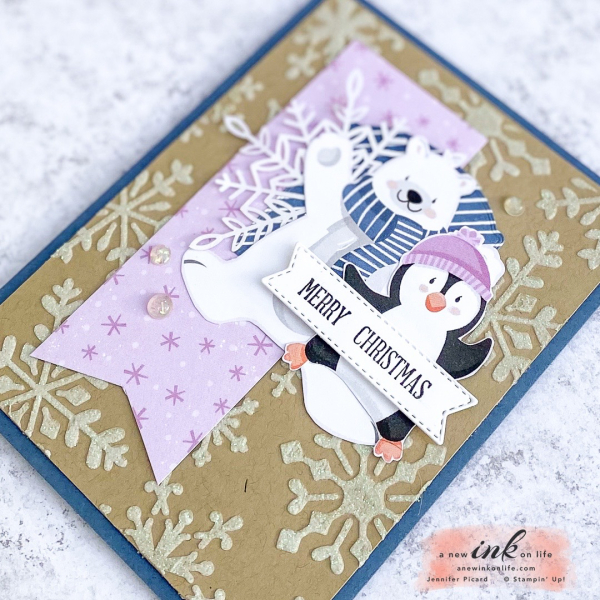 Be Inspired Blog Hop Cute Critters close up