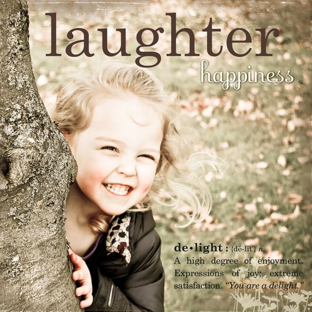 Laughter Happiness Delight